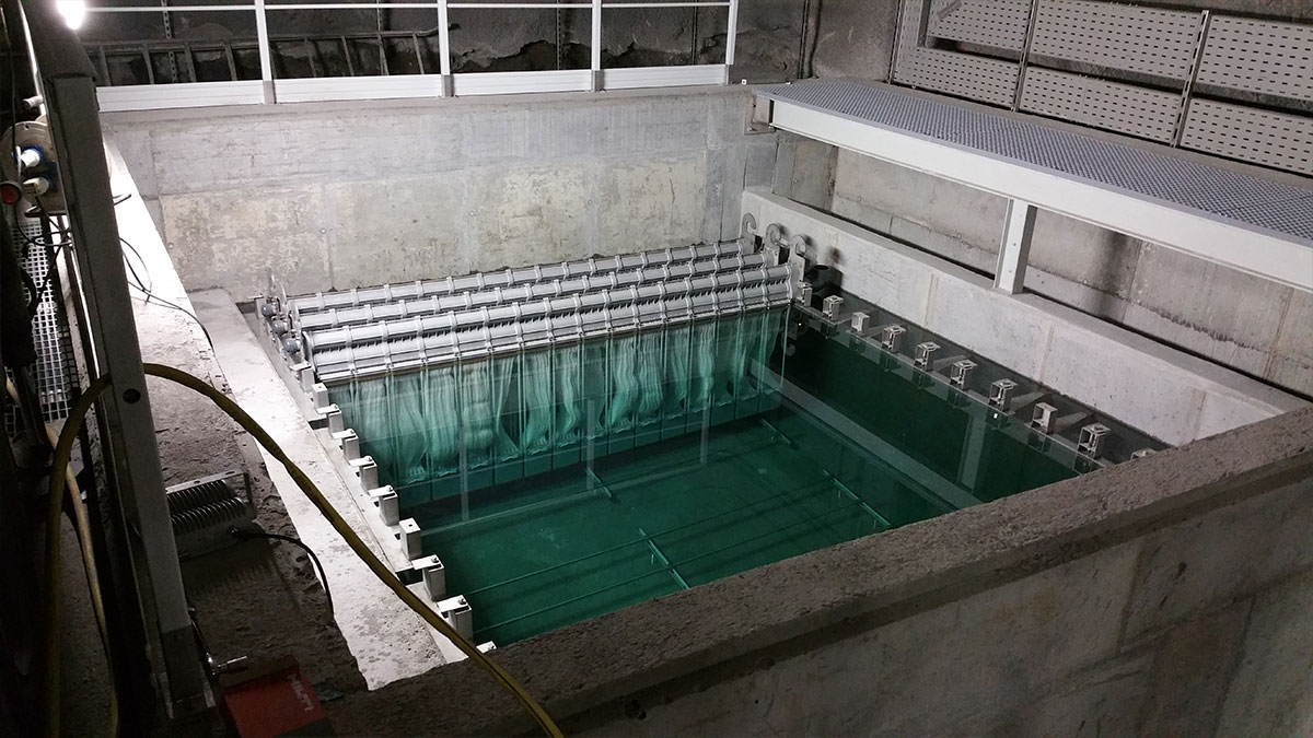 Drinkable water and wastewater treatment